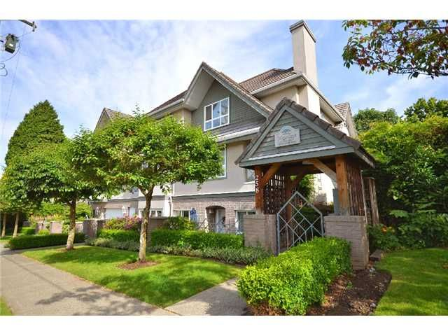 """Main Photo: # 7 258 W 14TH ST in North Vancouver: Central Lonsdale Condo for sale in """"Maple Lane"""" : MLS®# V899385"""