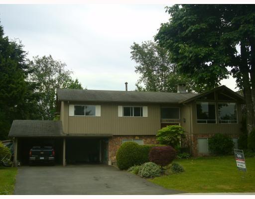 Main Photo: Tsawwassen in Tsawwassen: Pebble Hill House for sale : MLS®# V754094