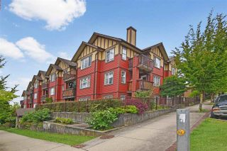 "Photo 1: 206 1205 FIFTH Avenue in New Westminster: Uptown NW Condo for sale in ""River Vista"" : MLS®# R2458987"