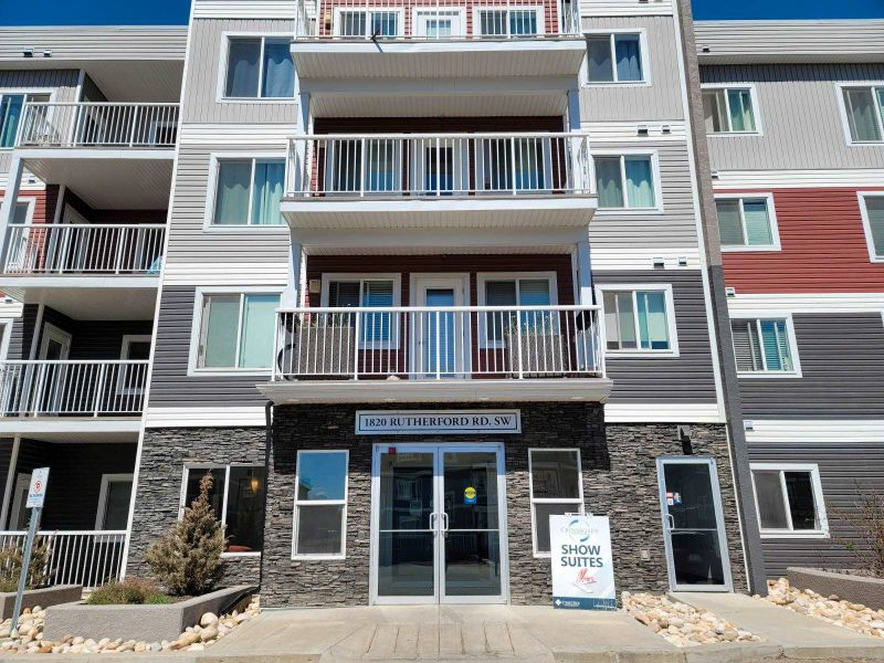 FEATURED LISTING: 310 - 1820 RUTHERFORD Road Edmonton