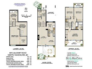 """Photo 19: 1072 LILLOOET Road in North Vancouver: Lynnmour Townhouse for sale in """"LILLOOET PLACE"""" : MLS®# V1048162"""