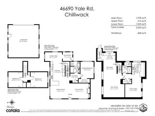 Photo 40: 46690 YALE Road in Chilliwack: Chilliwack E Young-Yale House for sale : MLS®# R2603268