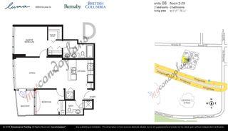 "Photo 23: 1708 6688 ARCOLA Street in Burnaby: Highgate Condo for sale in ""LUMA"" (Burnaby South)  : MLS®# R2600472"