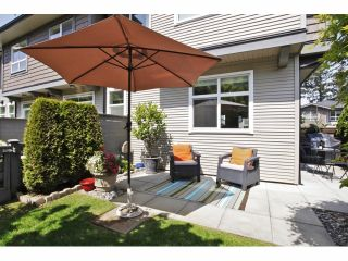 """Photo 20: 133 2729 158TH Street in Surrey: Grandview Surrey Townhouse for sale in """"KALEDEN"""" (South Surrey White Rock)  : MLS®# F1411396"""