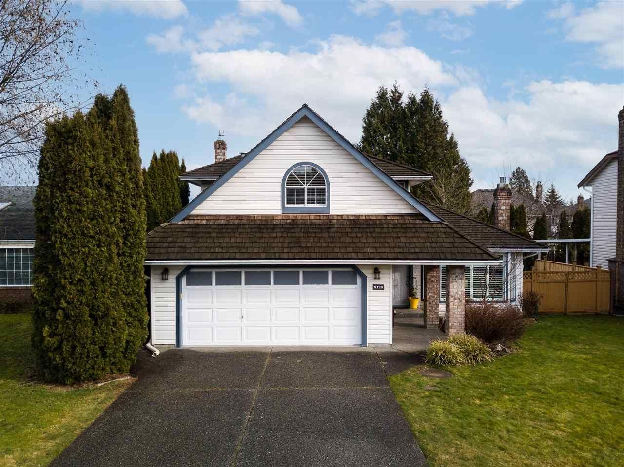 Main Photo: 9128 160A Street in Surrey: Fleetwood Tynehead House for sale : MLS®# R2541796