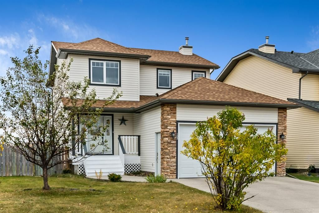 Main Photo: 105 Bailey Ridge Place: Turner Valley Detached for sale : MLS®# A1041479