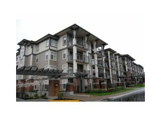 """Photo 1: 316 4768 BRENTWOOD Drive in Burnaby: Brentwood Park Condo for sale in """"The Harris"""" (Burnaby North)  : MLS®# V960845"""