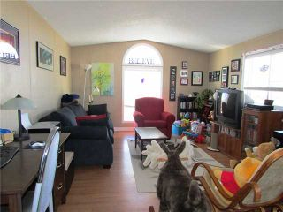"""Photo 4: 10339 102ND Street: Taylor Manufactured Home for sale in """"TAYLOR"""" (Fort St. John (Zone 60))  : MLS®# N234813"""
