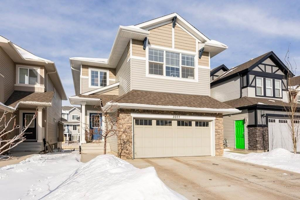 Main Photo: 3077 Carpenter Landing in Edmonton: Zone 55 House for sale : MLS®# E4229291