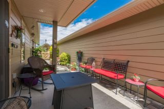 """Photo 31: 176 46000 THOMAS Road in Chilliwack: Vedder S Watson-Promontory Townhouse for sale in """"Halcyon Meadows"""" (Sardis)  : MLS®# R2460859"""