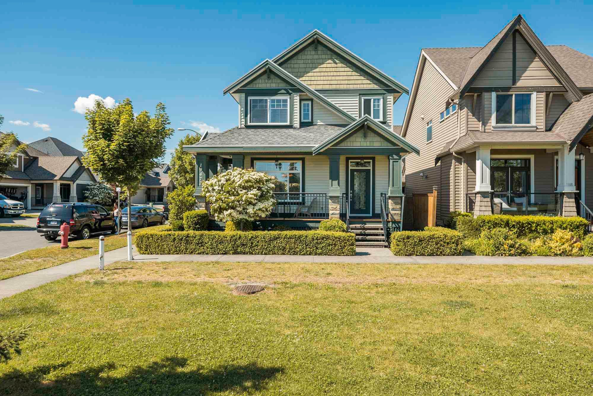 """Main Photo: 19472 71 Avenue in Surrey: Clayton House for sale in """"Clayton Heights"""" (Cloverdale)  : MLS®# R2593550"""