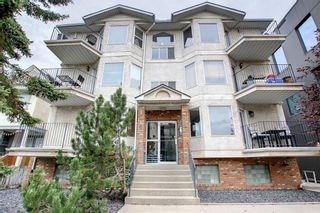 Photo 1: 1 1516 11 Avenue SW in Calgary: Sunalta Apartment for sale : MLS®# A1149206