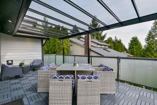 Photo 32: 1295 LANSDOWNE Drive in Coquitlam: Upper Eagle Ridge House for sale : MLS®# R2574511