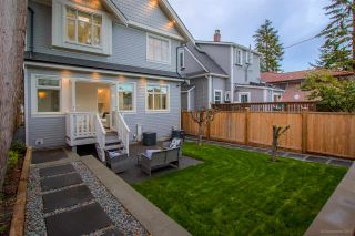 Photo 1: 1346 E 18TH Avenue in Vancouver: Knight 1/2 Duplex for sale (Vancouver East)  : MLS®# R2214844
