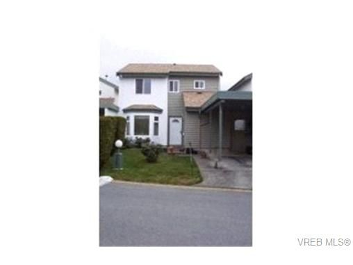 Main Photo:  in : CS Saanichton Row/Townhouse for sale (Central Saanich)  : MLS®# 362912