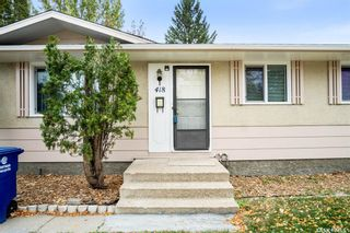 Photo 37: 418 SMALLWOOD Crescent in Saskatoon: Confederation Park Residential for sale : MLS®# SK873758