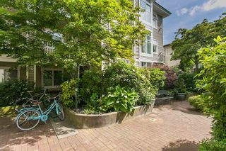 """Photo 17: 104 2588 ALDER Street in Vancouver: Fairview VW Condo for sale in """"BOLLERT PLACE"""" (Vancouver West)  : MLS®# R2158587"""
