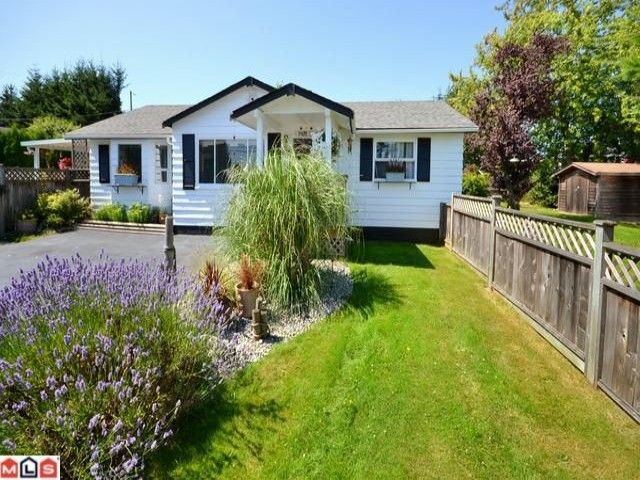 Main Photo: 1807 156TH Street in Surrey: King George Corridor House for sale (South Surrey White Rock)  : MLS®# F1219106