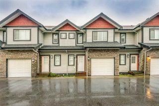 """Photo 2: 29 31235 UPPER MACLURE Road in Abbotsford: Abbotsford West Townhouse for sale in """"Klazina Estates"""" : MLS®# R2329825"""