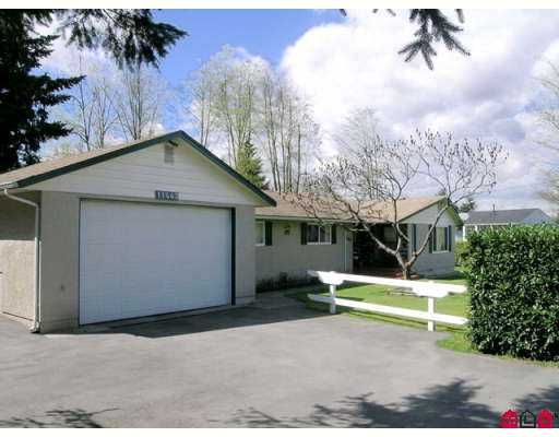 Main Photo: 11443 MCBRIDE Drive in Surrey: Bolivar Heights House for sale (North Surrey)  : MLS®# F2709020