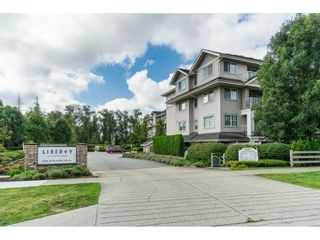 "Photo 1: 204 19388 65 Avenue in Surrey: Clayton Condo for sale in ""Liberty"" (Cloverdale)  : MLS®# R2530654"