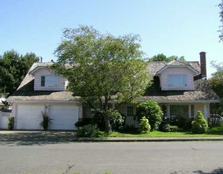 Photo 1: 5660 SANDIFORD Place in Richmond: Steveston North House for sale : MLS®# V600620