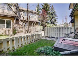 Photo 20: 3 97 GRIER Place NE in Calgary: Greenview House for sale