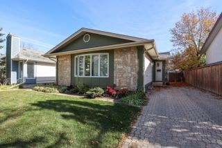 Photo 1: 140 Nutley Circle in Winnipeg: River Park South Residential for sale (2F)  : MLS®# 202124574