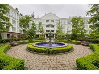 """Photo 2: 105 5735 HAMPTON Place in Vancouver: University VW Condo for sale in """"THE BRISTOL"""" (Vancouver West)  : MLS®# V1122192"""