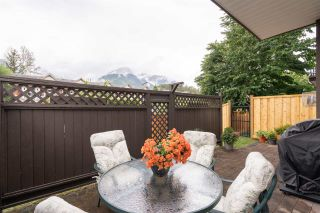 "Photo 39: 46 40750 TANTALUS Road in Squamish: Garibaldi Estates Townhouse for sale in ""Meighan Creek"" : MLS®# R2489735"