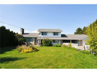 Main Photo: 18782 OLD DEWDNEY TRUNK Road in Pitt Meadows: North Meadows House for sale : MLS®# V1121704