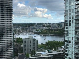 Photo 1: 2602 1325 ROLSTON Street in Vancouver: Downtown VW Condo for sale (Vancouver West)  : MLS®# R2455188