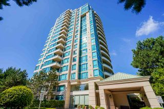 "Photo 1: 805 6622 SOUTHOAKS Crescent in Burnaby: Highgate Condo for sale in ""The Gibraltar"" (Burnaby South)  : MLS®# R2488698"