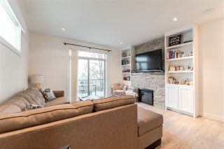 """Photo 4: 16 1708 KING GEORGE Boulevard in Surrey: King George Corridor Townhouse for sale in """"George"""" (South Surrey White Rock)  : MLS®# R2229813"""