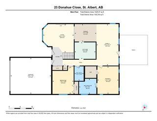 Photo 34: 23 DONAHUE Close: St. Albert House for sale : MLS®# E4250868