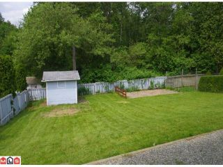 Photo 6: 32577 WILLIAMS AV in Mission: Mission BC House for sale : MLS®# F1201473