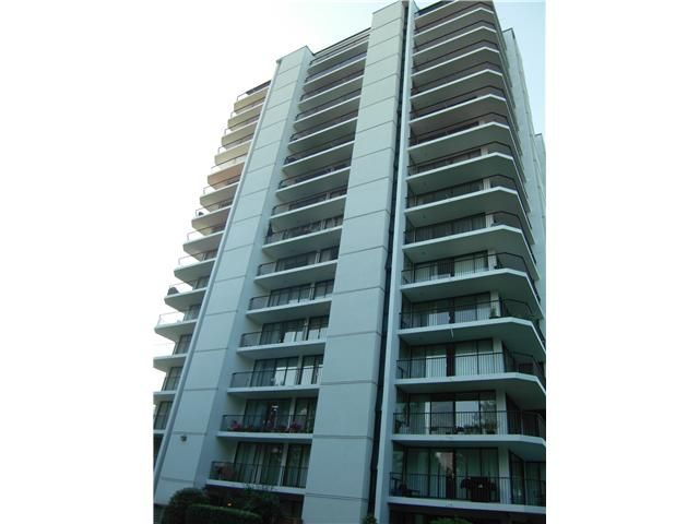 """Main Photo: 802 6455 WILLINGDON Avenue in Burnaby: Metrotown Condo for sale in """"PARKSIDE MANOR"""" (Burnaby South)  : MLS®# V961095"""