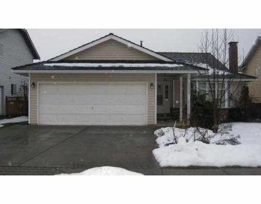 "Main Photo: 22099 126TH Avenue in Maple_Ridge: West Central House for sale in ""DAVISON"" (Maple Ridge)  : MLS®# V748319"