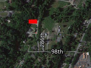 Photo 1: 9895 286 Street: Land for sale in Maple Ridge: MLS®# R2558793