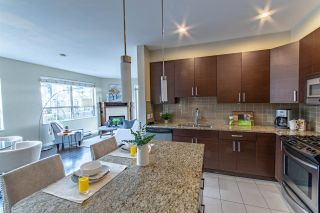 Photo 12: 211 288 HAMPTON Street in New Westminster: Queensborough Condo for sale : MLS®# R2511157