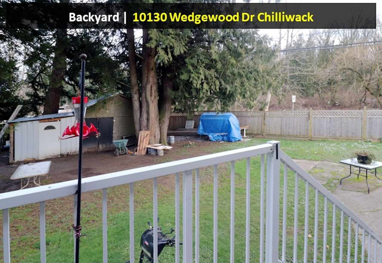 Photo 19: Photos: 10130 WEDGEWOOD Drive in Chilliwack: Fairfield Island House for sale : MLS®# R2538386