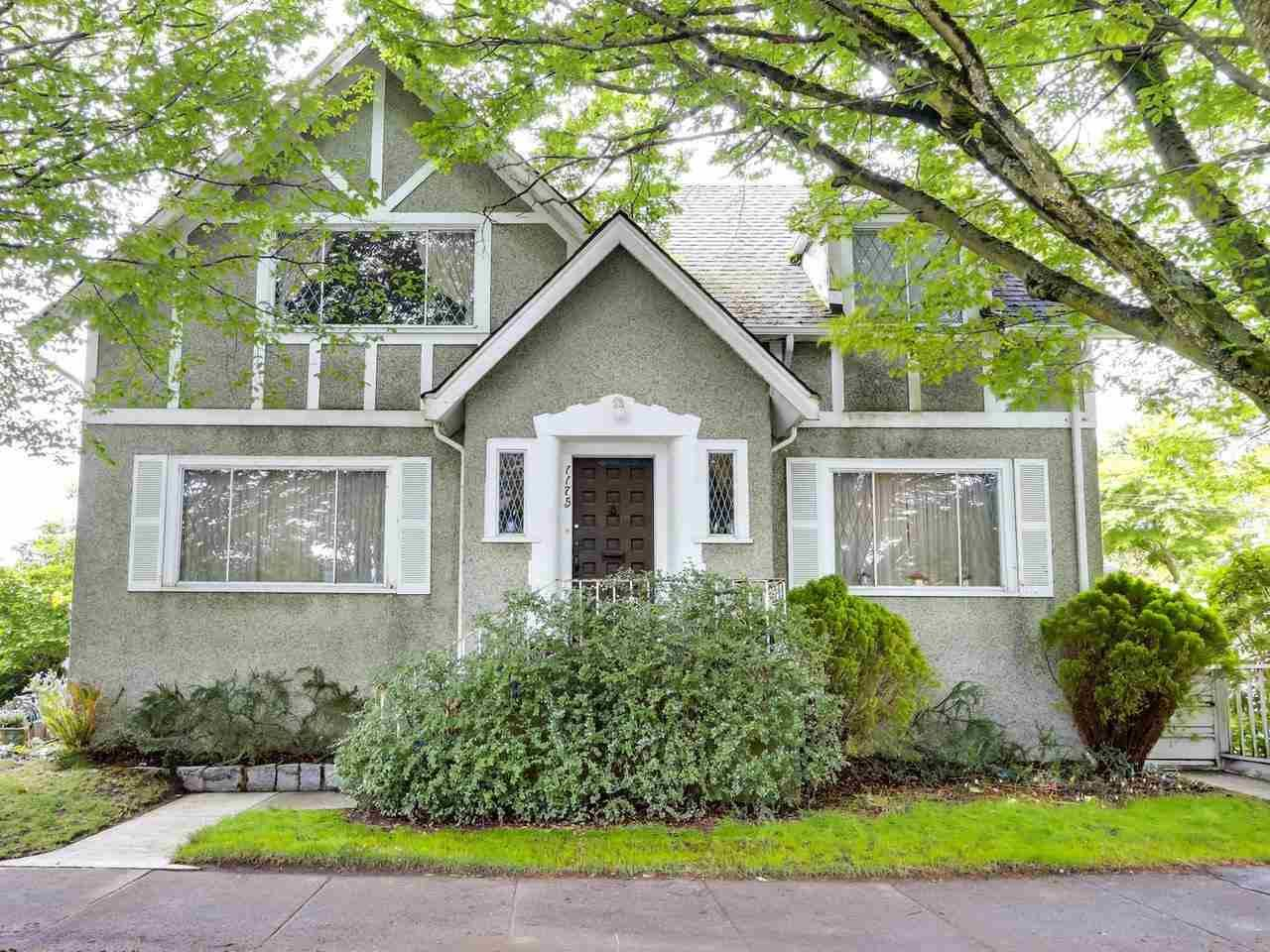 Main Photo: 1175 CYPRESS Street in Vancouver: Kitsilano House for sale (Vancouver West)  : MLS®# R2592260