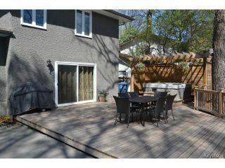 Photo 17: 19 Musgrove Street in WINNIPEG: Charleswood Residential for sale (South Winnipeg)  : MLS®# 1411763