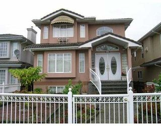 Main Photo: 4415 PANDORA Street in Burnaby: Vancouver Heights House for sale (Burnaby North)  : MLS®# V677077