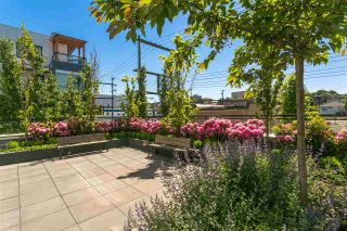 "Photo 18: 312 1588 E HASTINGS Street in Vancouver: Hastings Condo for sale in ""Boheme"" (Vancouver East)  : MLS®# R2169740"