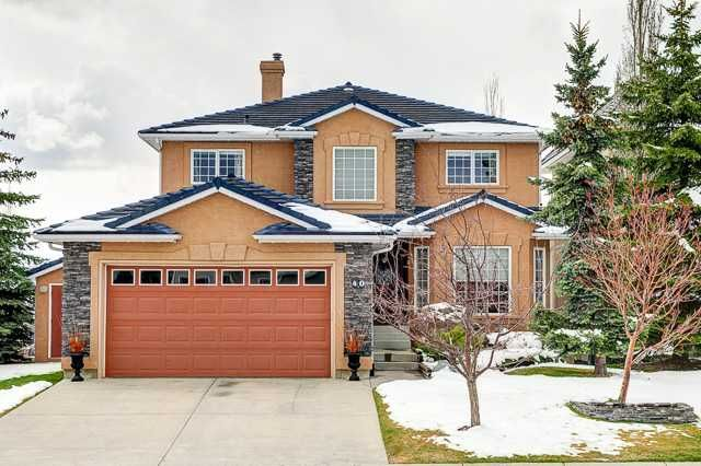Main Photo: 40 HAWKMOUNT Heights NW in CALGARY: Hawkwood Residential Detached Single Family for sale (Calgary)  : MLS®# C3614590