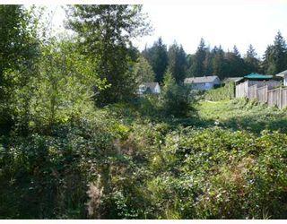 Photo 7: LOT 44 FAIRWAY AV in Sechelt: Sechelt District Land for sale (Sunshine Coast)  : MLS®# V783389