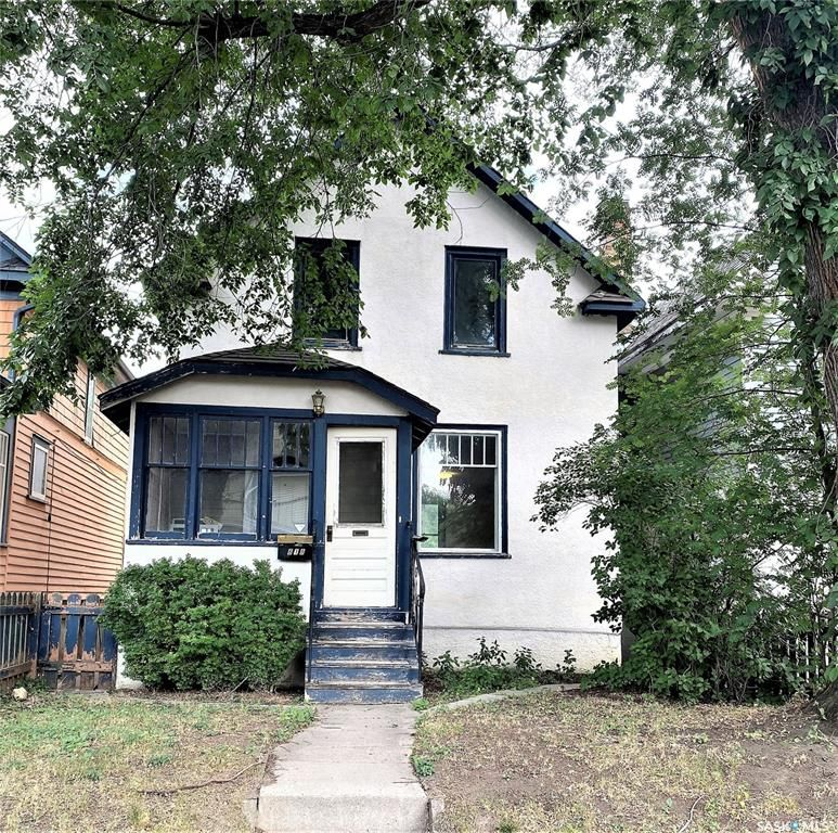Main Photo: 818 B Avenue North in Saskatoon: Caswell Hill Residential for sale : MLS®# SK864184