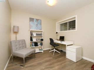 Photo 18: 6 3356 Whittier Ave in VICTORIA: SW Rudd Park Row/Townhouse for sale (Saanich West)  : MLS®# 824505