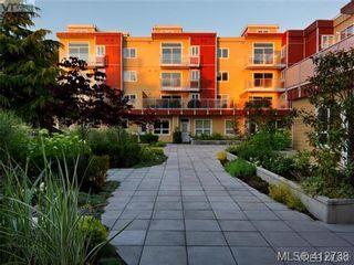 Photo 1: 401 1315 Esquimalt Rd in VICTORIA: Es Saxe Point Condo for sale (Esquimalt)  : MLS®# 818440